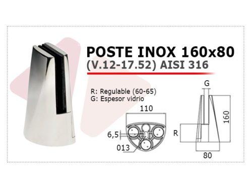 Inox Post