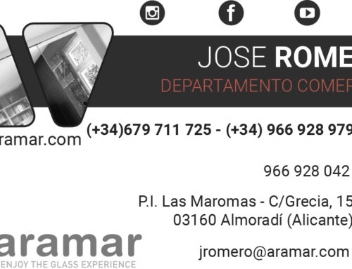New Aramar commercial in Castellón and Valencia