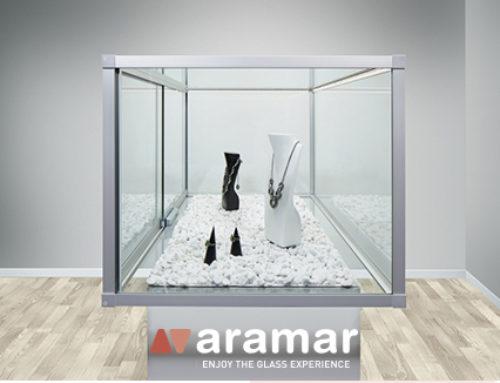Glasvitrinen – Entdecken Sie sie in Aramar Zubehör für Glas